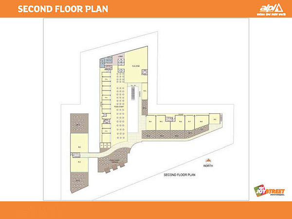 AIPL Joy Street floorplan