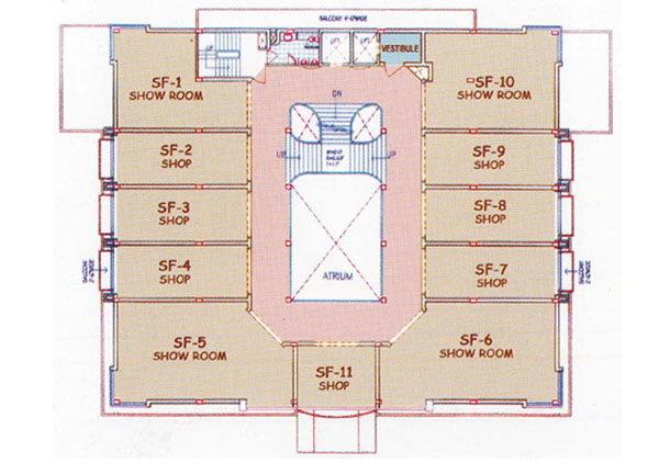 Bestech Center Point floorplan