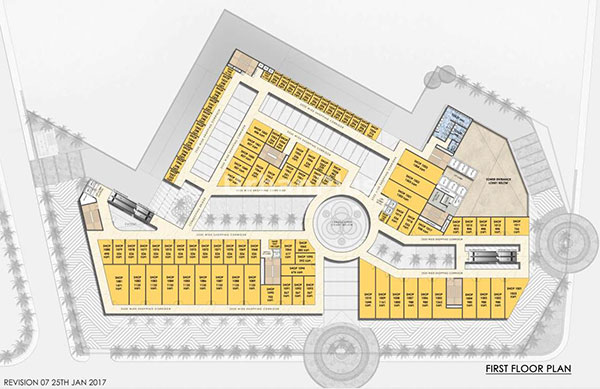 AIPL Joy Central floorplan