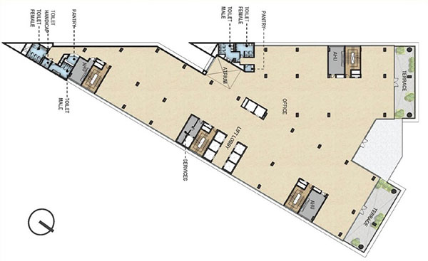 Imperia Mindspace floorplan