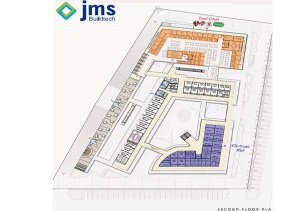 JMS Crosswalk floorplan